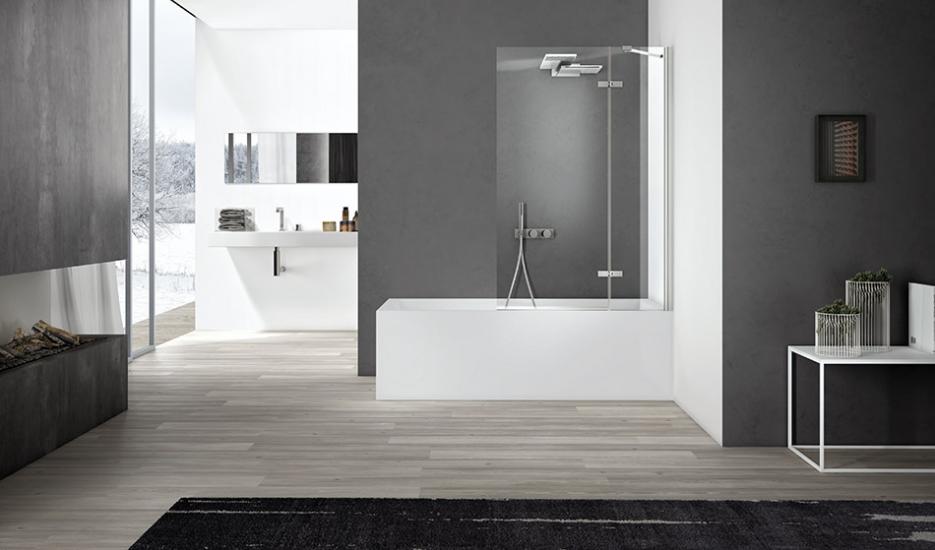 Italienisches Bad Design, Badezimmer Modern, Puristisch, Designbad